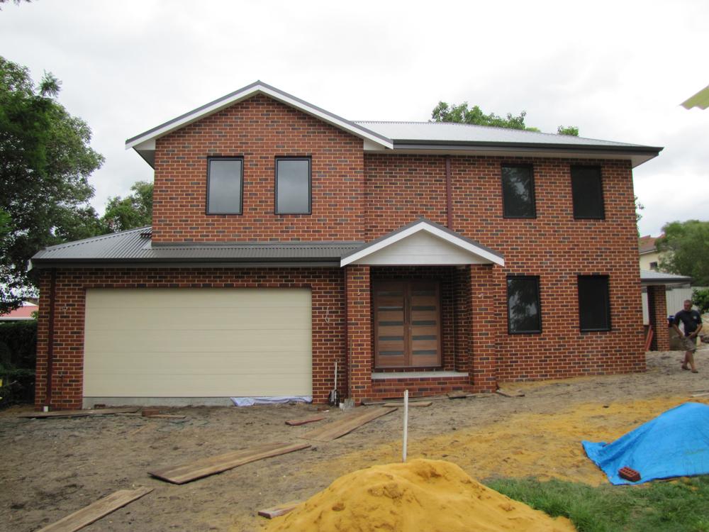 Custom built 2 storey brick home Western Australia