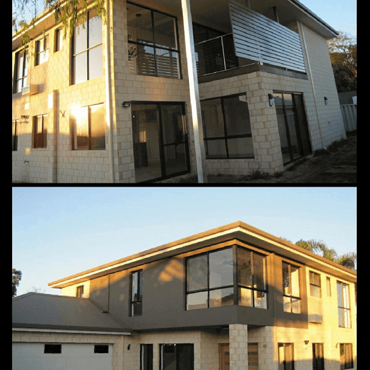 Custom built 2 Storey brick home in Alfred Cove Western Australia