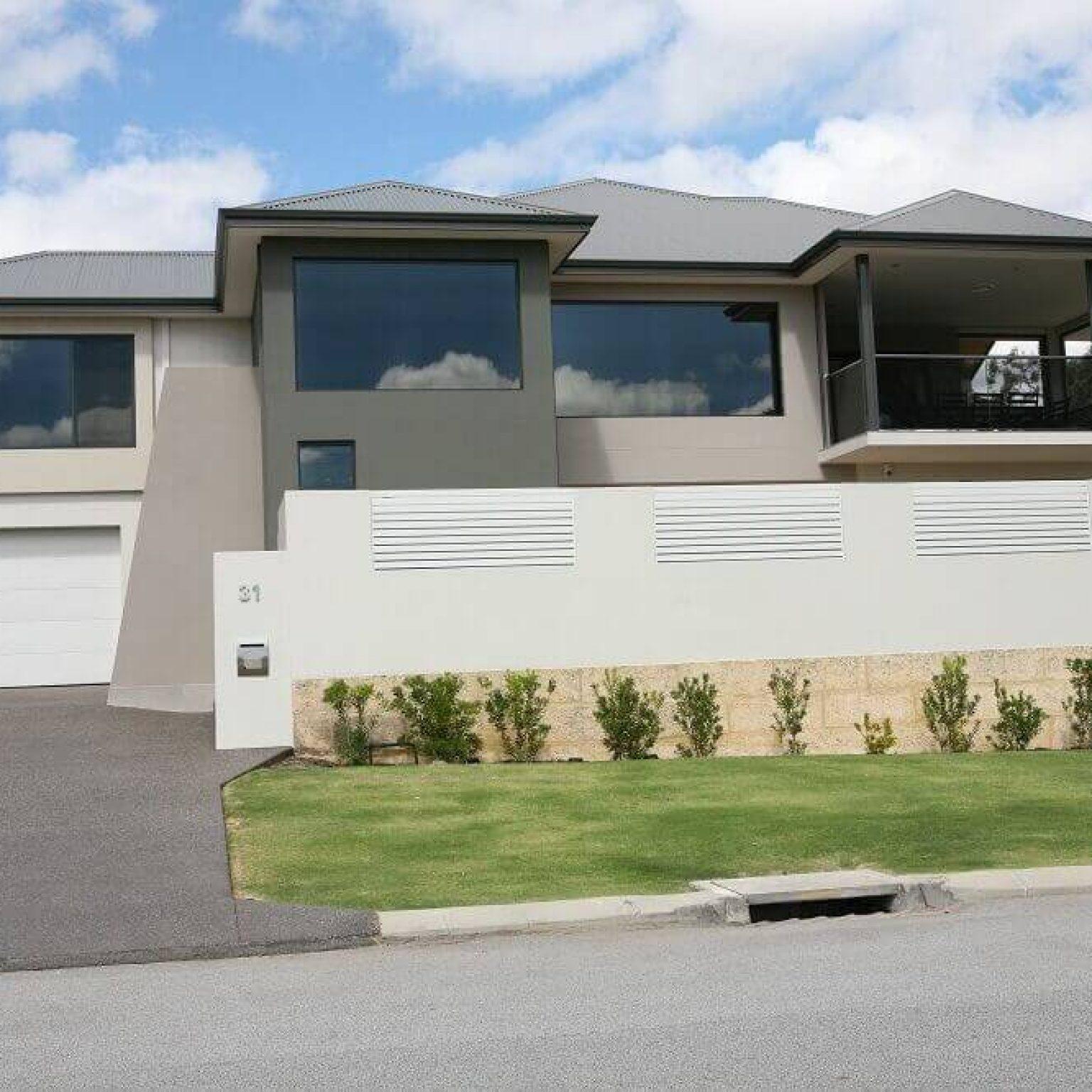 Custom built 2 storey home in Bayswater Western Australia