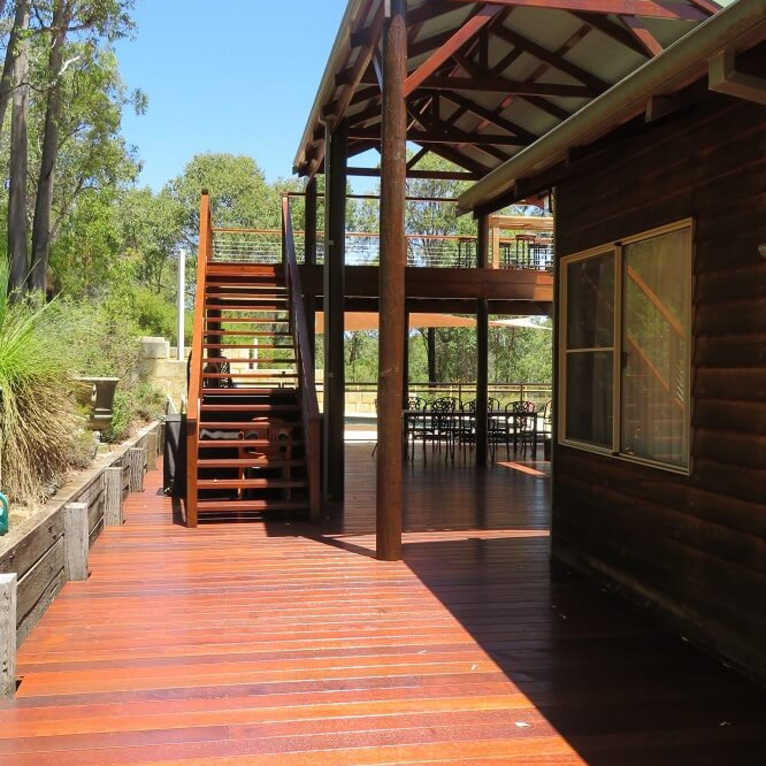 Custom built Deck addition in Roleystone perth