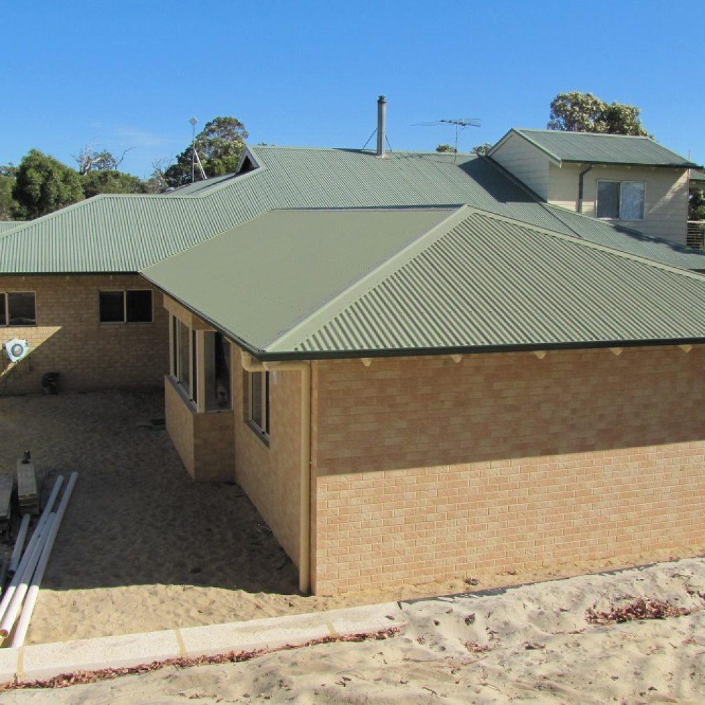 Home addition custom built homes perth