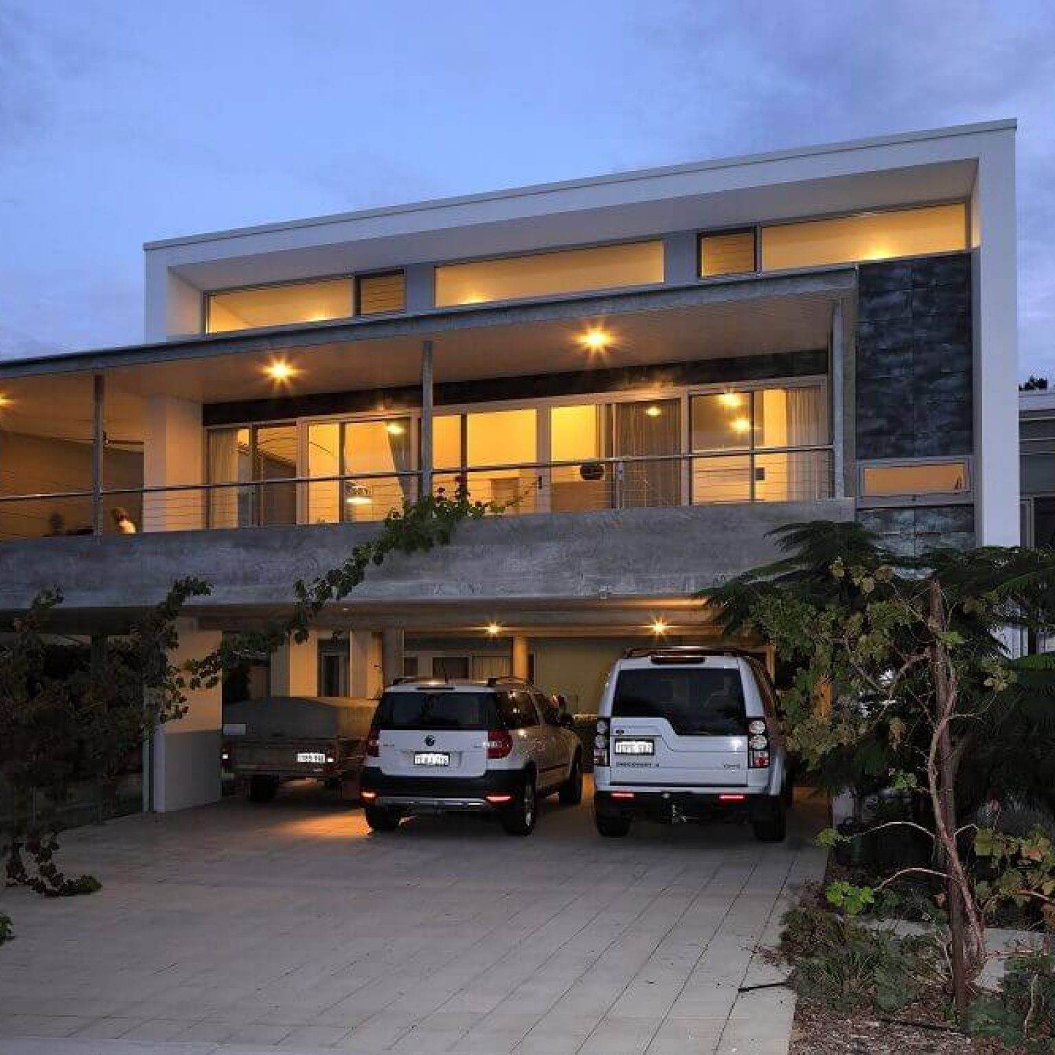 2 Storey modern custom built home beachhouse