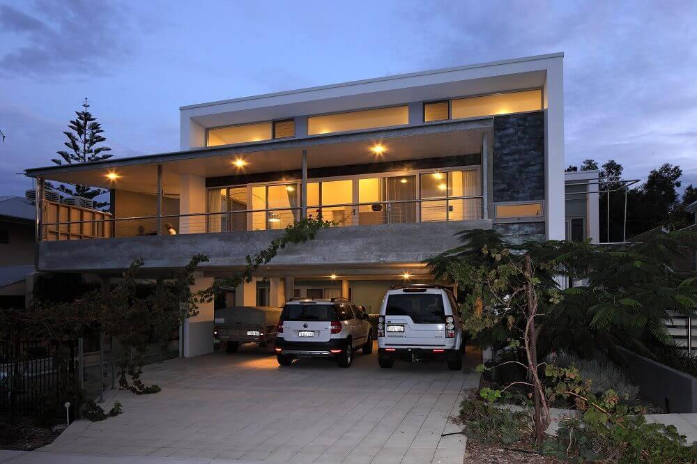 2 Storey modern custom built home beachhouse